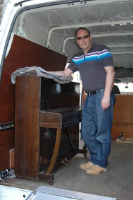 Piano Removals Across Kent Surrey Sussex London